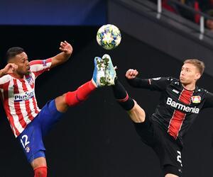 Atlético Madrid - Bayer Leverkusen