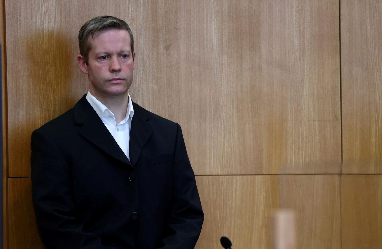 Bild zu Stephan Ernst, Gerichtssaal