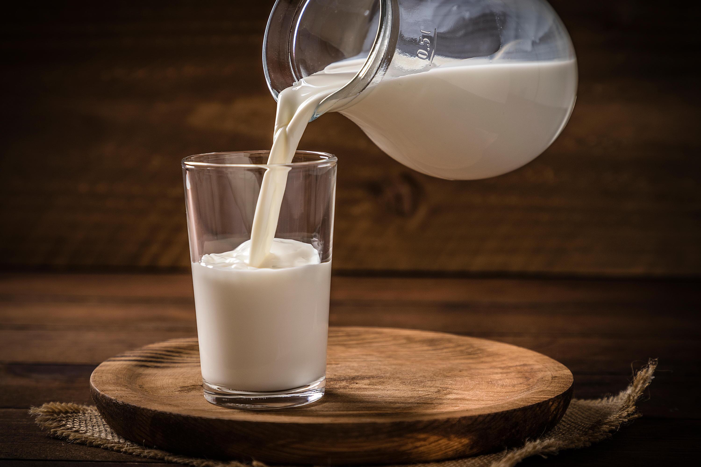 Bild zu Milch