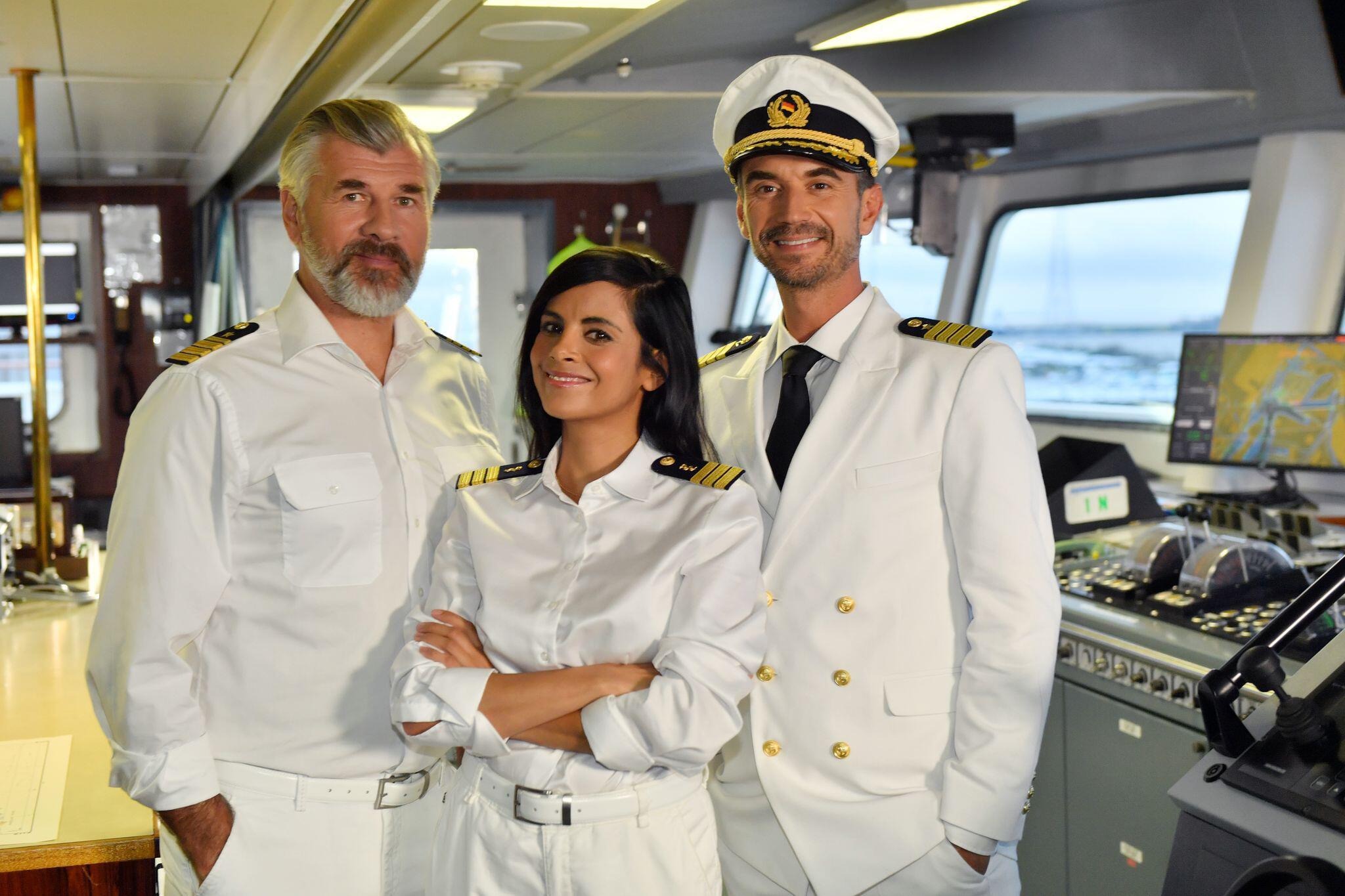 Bild zu TV-Ausblick ZDF - «Das Traumschiff: Malediven/Thaa-Atoll»