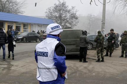 Gewalt in der Ukraine