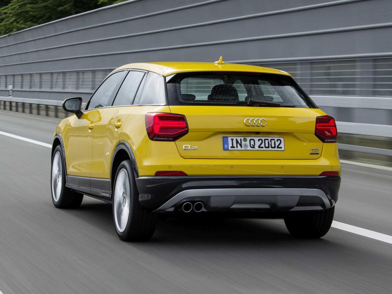 Bild zu Audi Q2 Heck