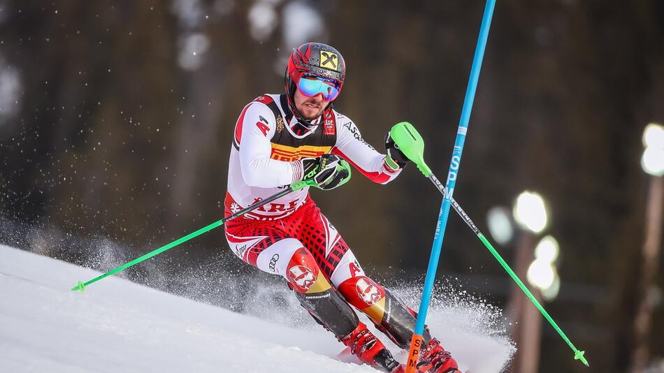 Ski alpin WM in Are