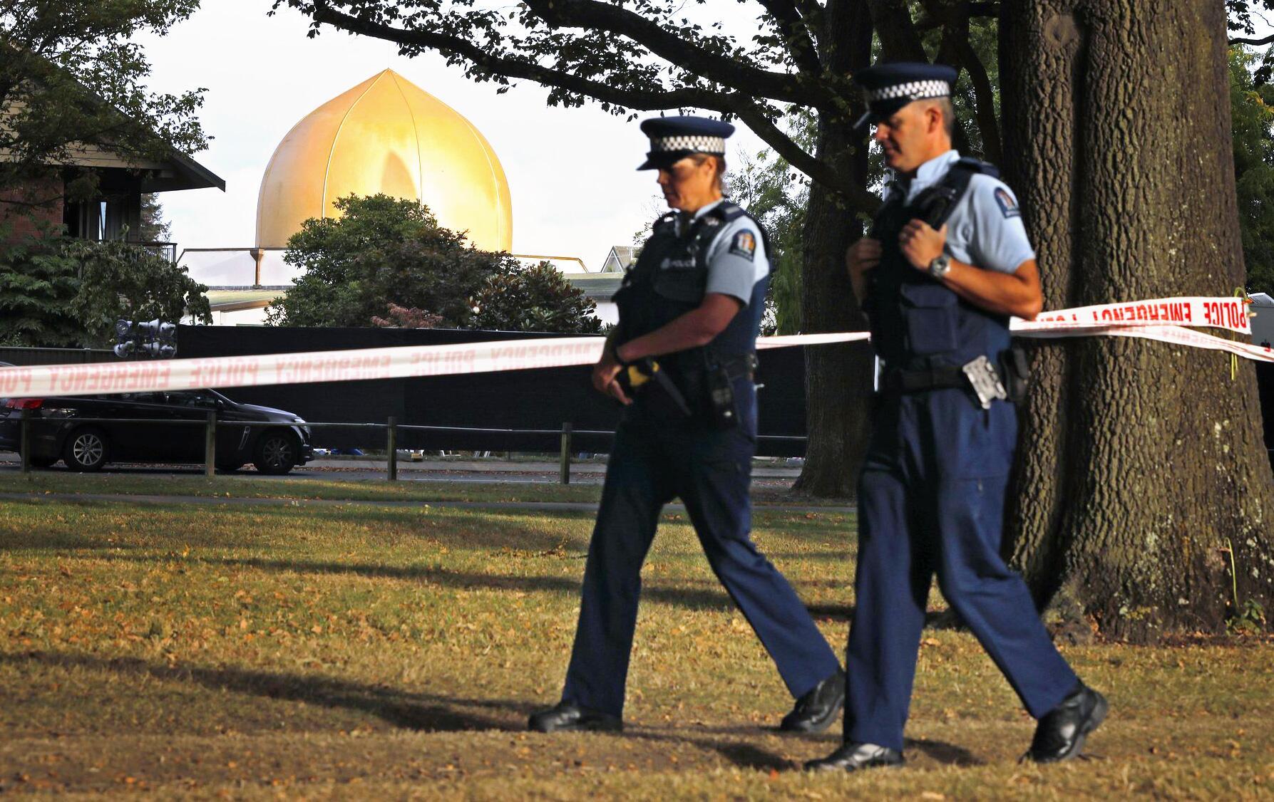 Bild zu Terroranklage gegen mutmaßlichen Attentäter von Christchurch