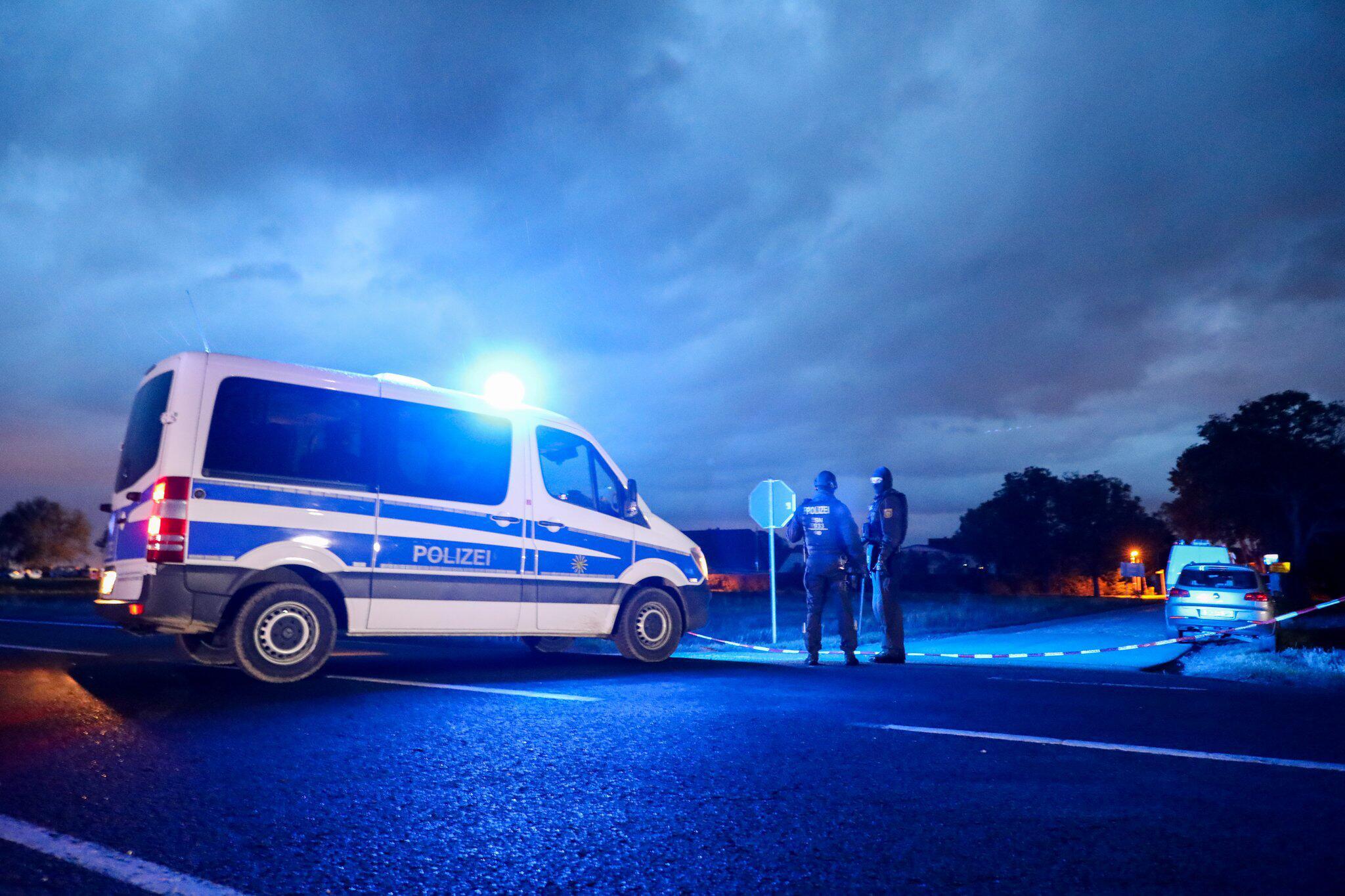 Bild zu Schüsse in Landsberg