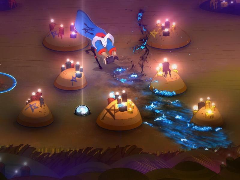 Bild zu Neue PC-Games: Pyre