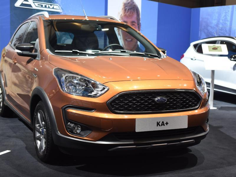 Bild zu Ford Ka+