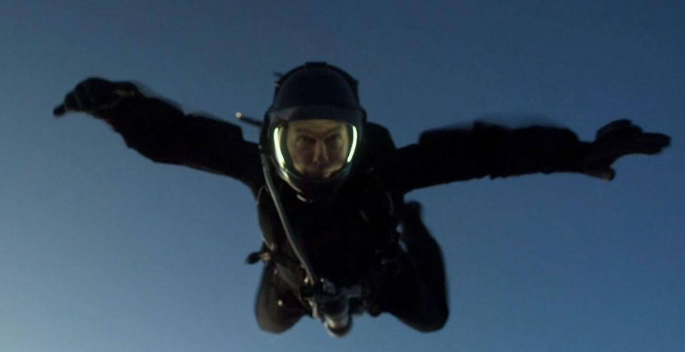 Bild zu Halo-Jump, Tom Cruise, Mission Impossible 6