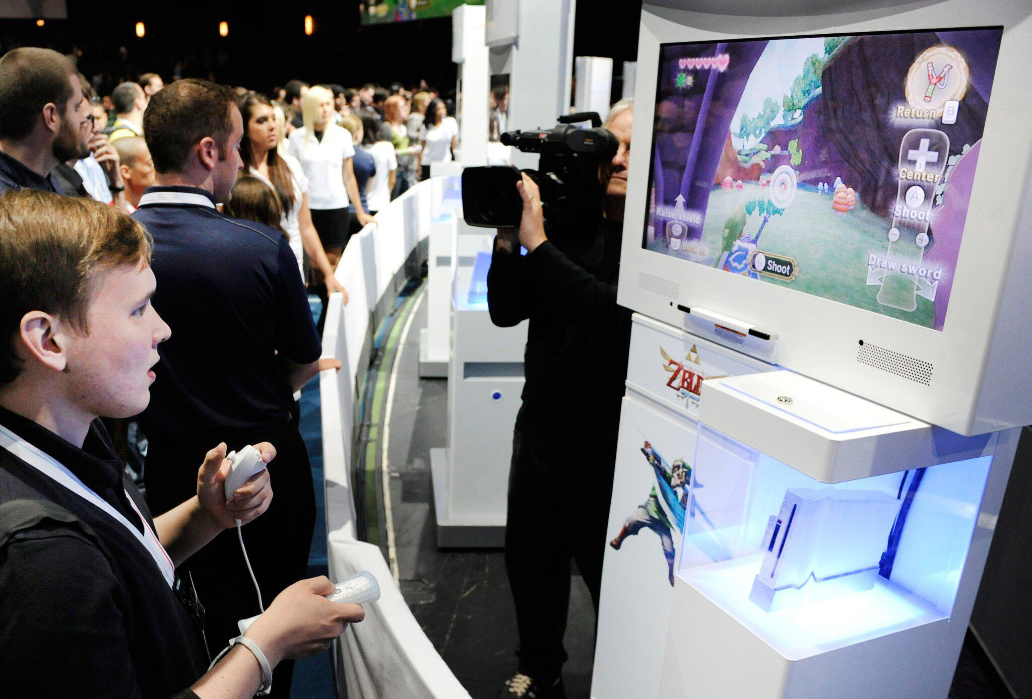 Bild zu «Zelda»-Spiel von Nintendo