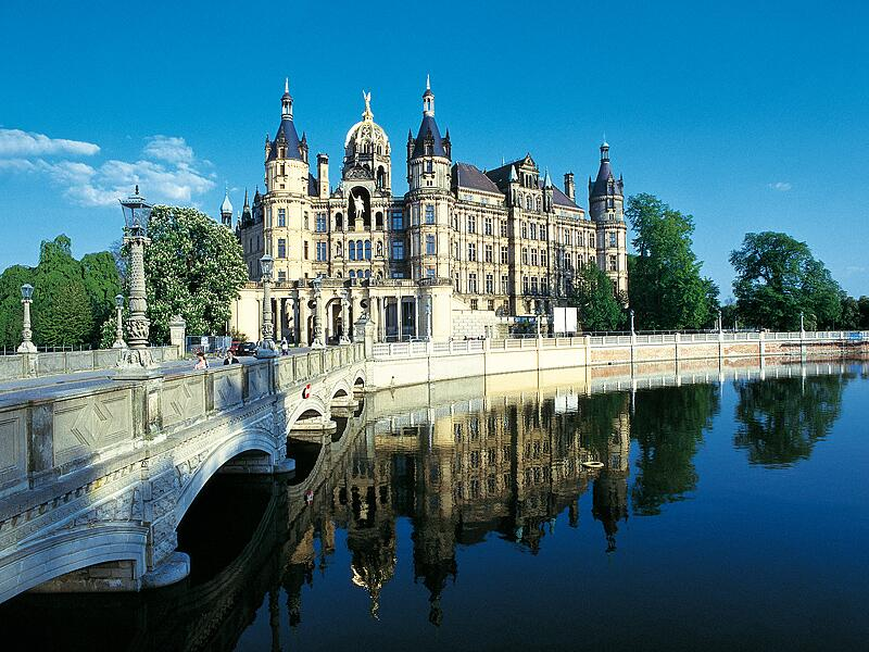 Bild zu Schweriner Schloss