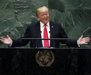 Generaldebatte der UN- Vollversammlung