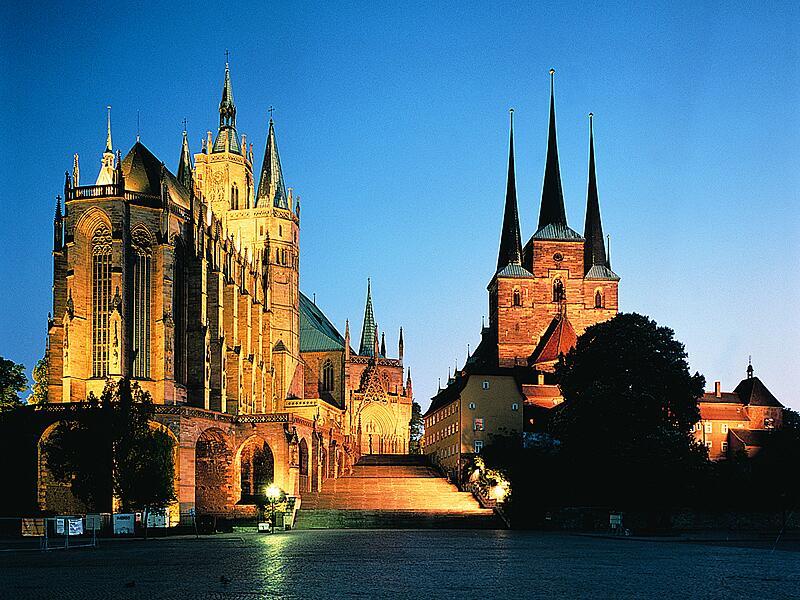 Bild zu Dom zu Erfurt