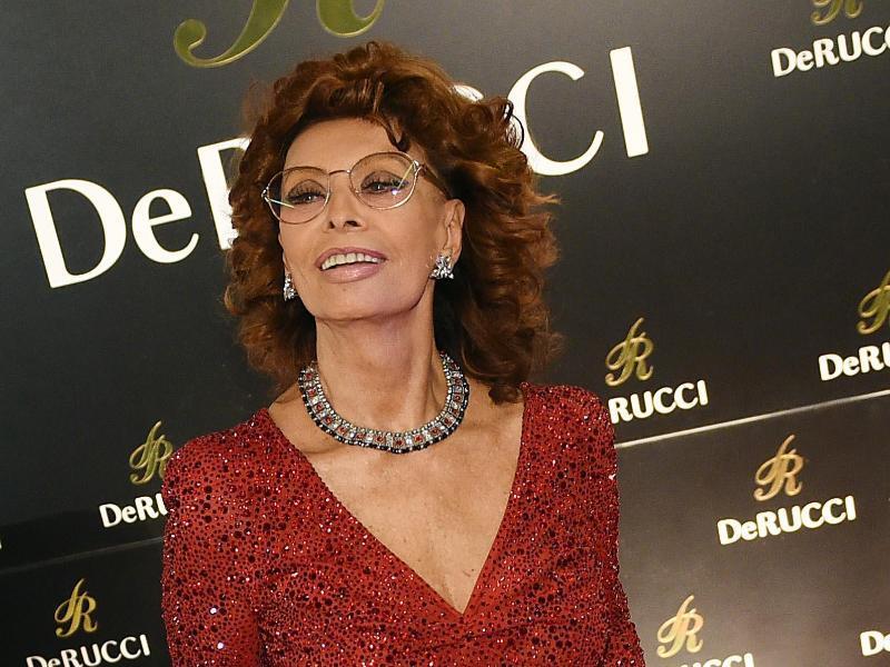 Bild zu Sophia Loren
