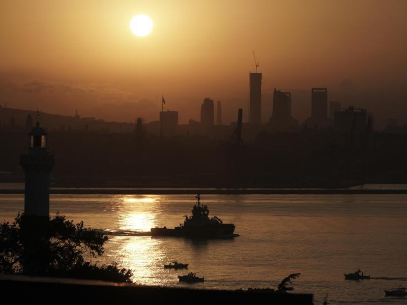 Bild zu Bosporus