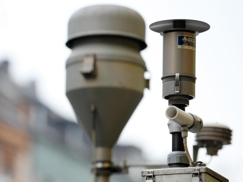 Bild zu Luftverschmutzung durch Diesel-Abgase
