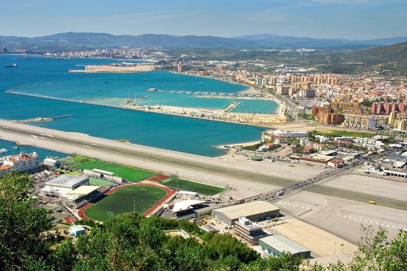 Bild zu Gibralatar / Iberische Halbinsel