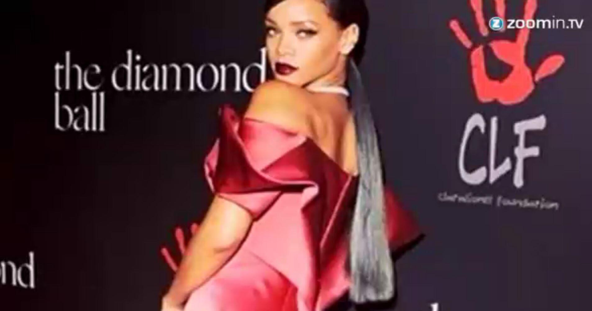 Bild zu Leonardo Dicaprio und Rihanna knutschend gesichtet