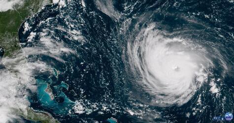 "Hurrikan ""Florence"" steuert auf USA zu"