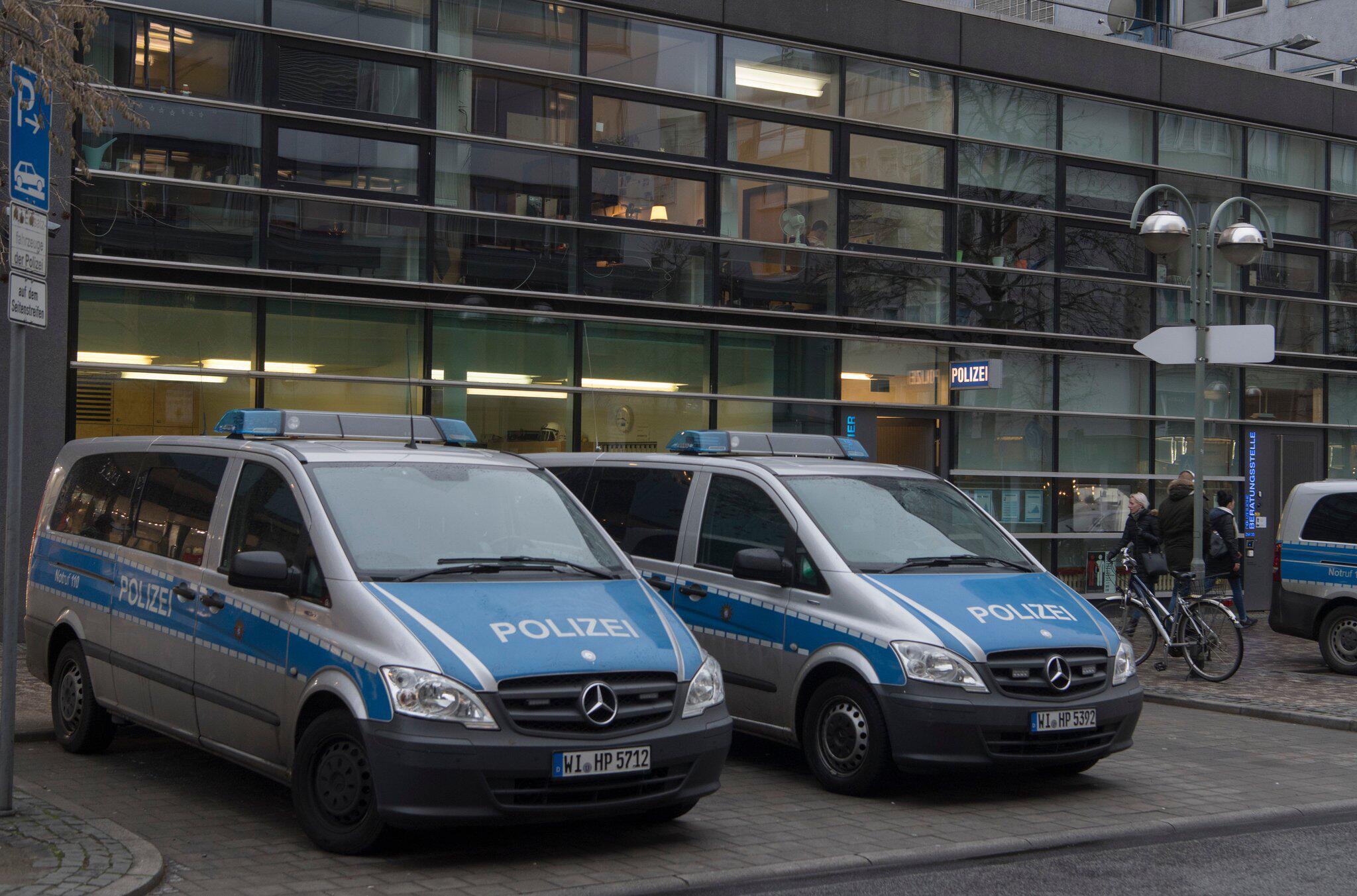 Bild zu Mutmaßliches rechtes Netzwerk bei Frankfurter Polizei