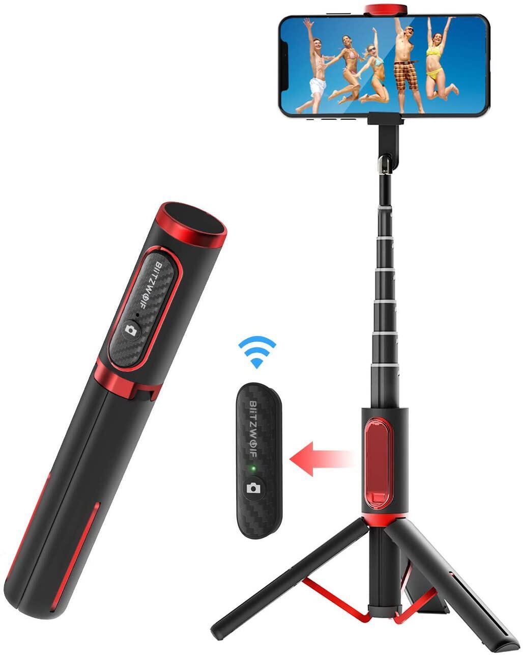 Bild zu Smartphone, Zubehör, Selfie, Stativ, Ausstattung, Drohne, Licht