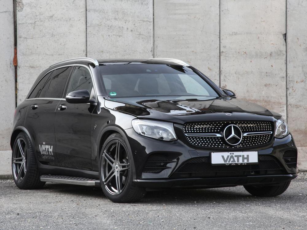 Bild zu Mercedes GLC von Väth