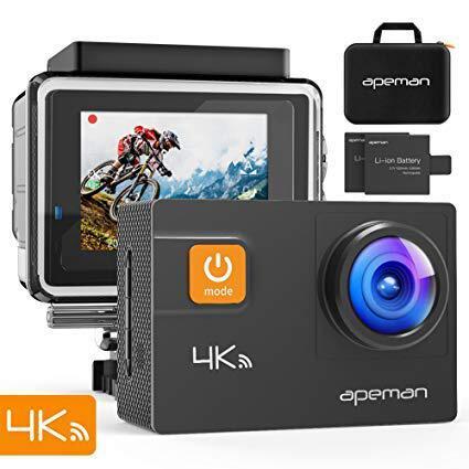 Bild zu Action Cam, Abenteuer, Digitalkamera, GoPro, Bestseller, Kamera, Outdoor, DJI, Apeman