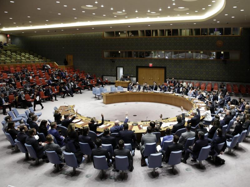 Bild zu UN-Sicherheitsrat