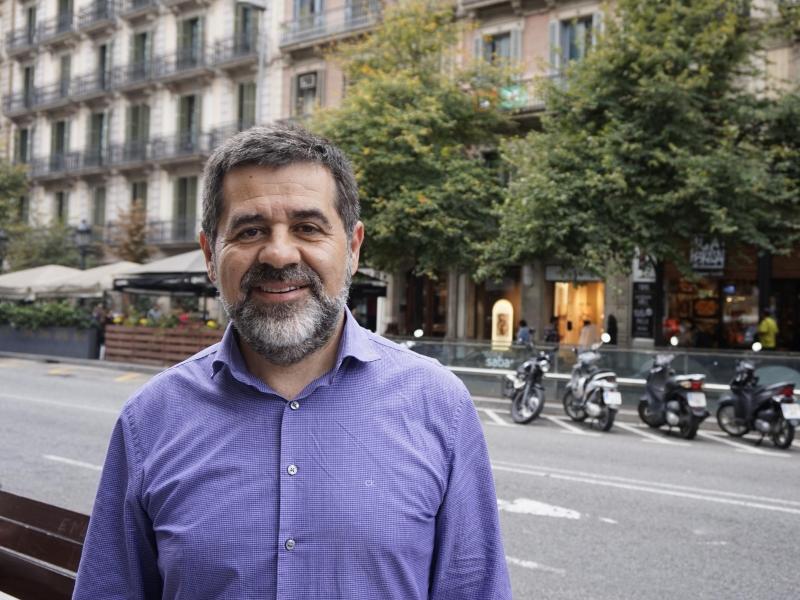 Bild zu Jordi Sánchez