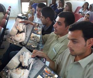 Gedenken an kurdische Tote des Giftgas-Angriffs von 1988