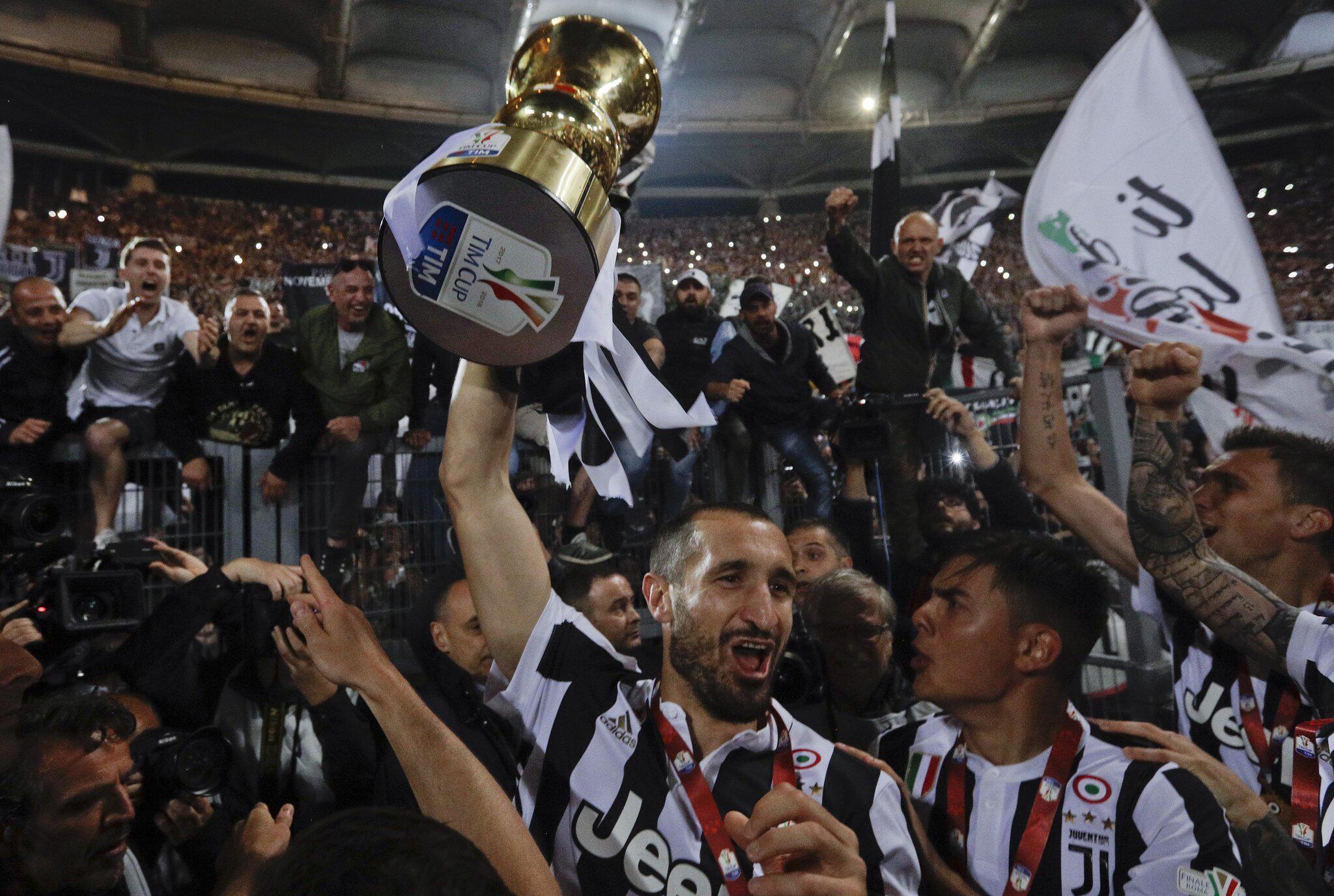 Bild zu Juventus Turin - AC Mailand