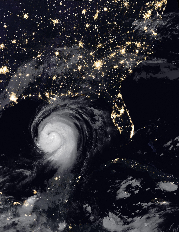 "Bild zu Hurrikan ""Laura"""