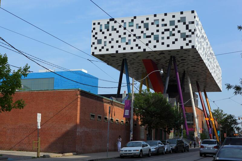 Bild zu Sharp Centre for Design, Kanada