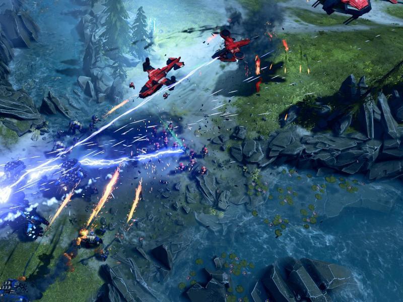 Bild zu «Halo Wars 2»