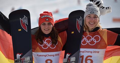Pyeongchang 2018, Snowboard