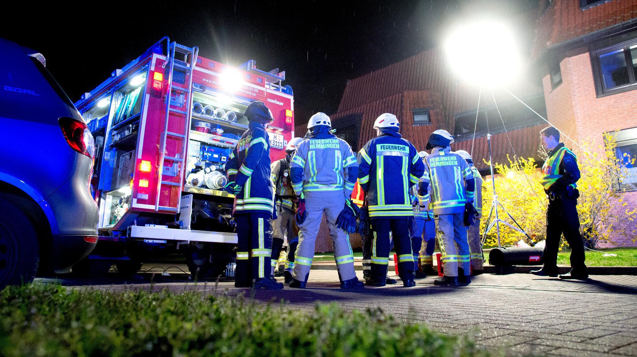 Bild zu Ein Toter bei Brand in Wohnung