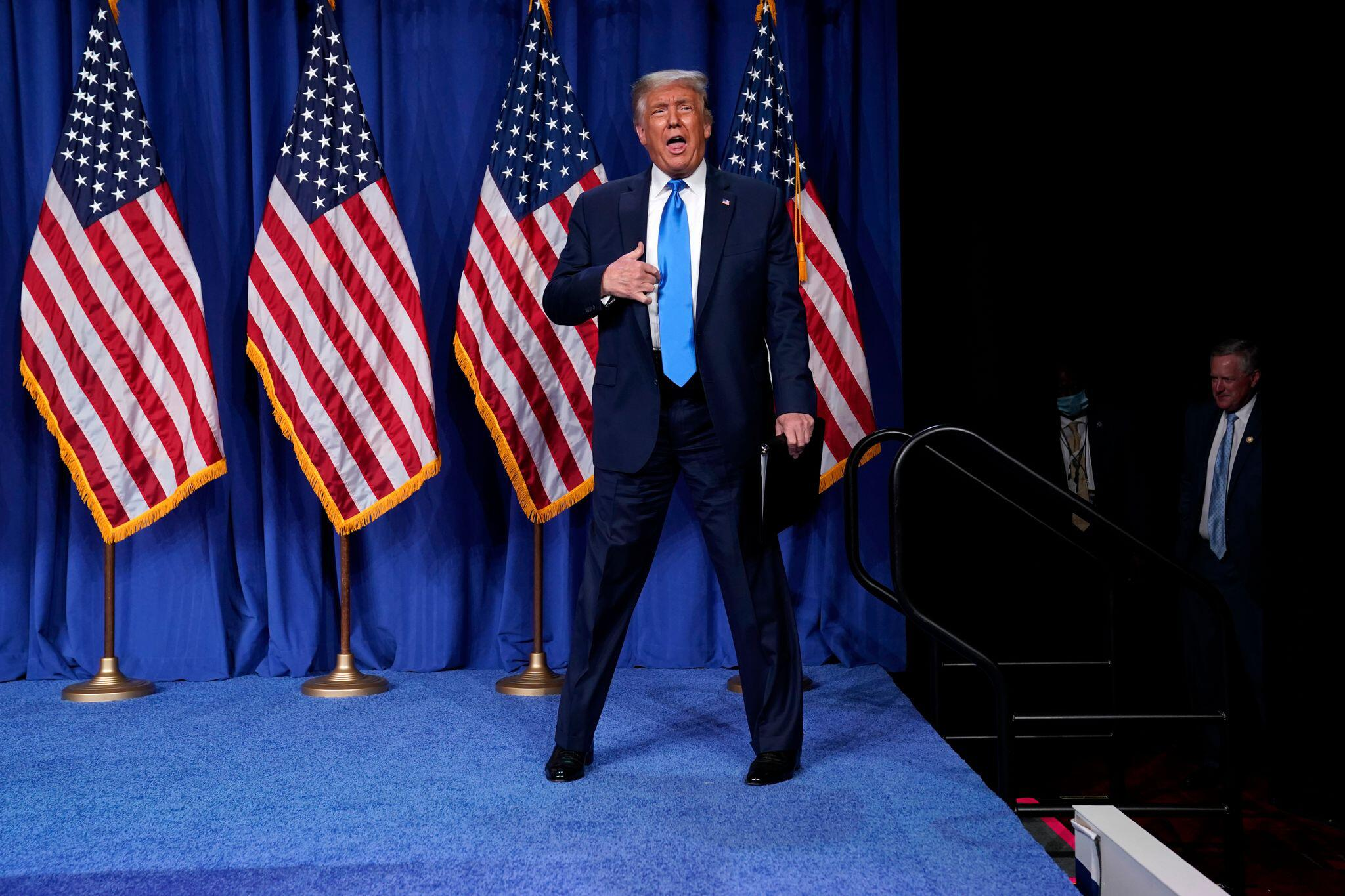 Bild zu Parteitag der Republikaner in den USA