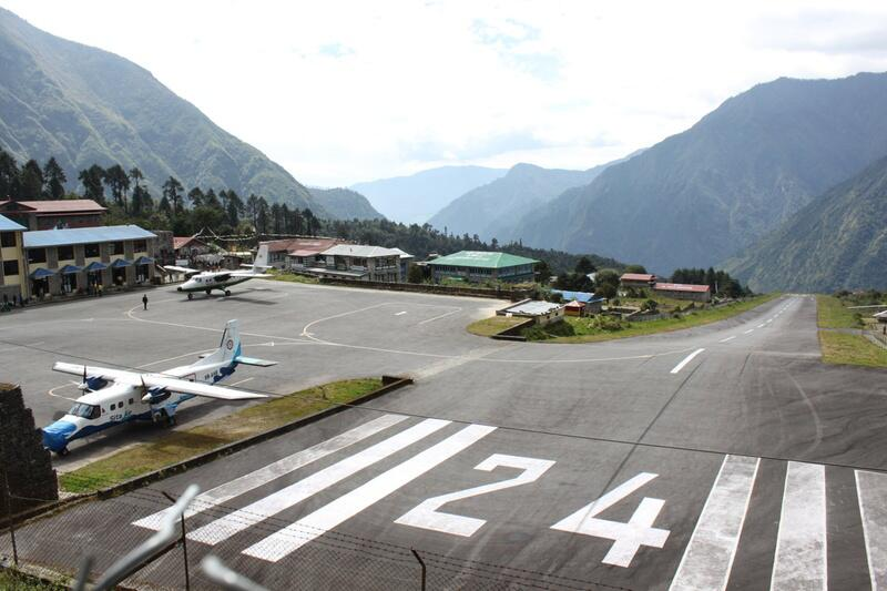 Bild zu Lukla / Nepal