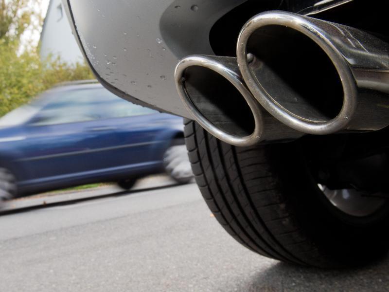 Bild zu Dieselfahrzeug