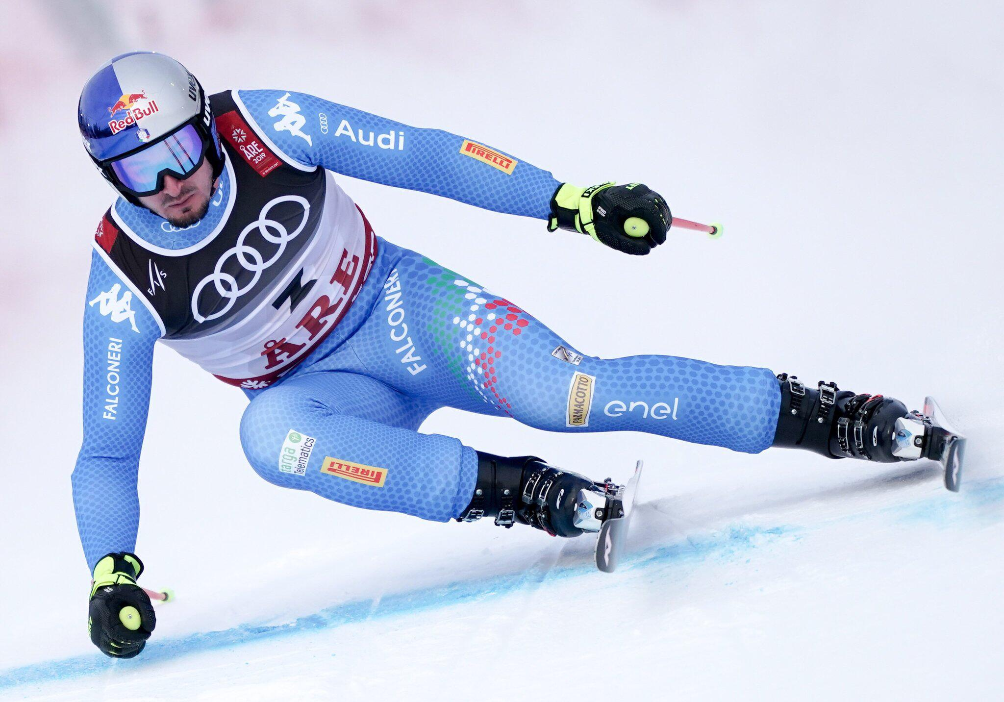 Bild zu Ski alpin, WM, Are, Dominik Paris, Super-G