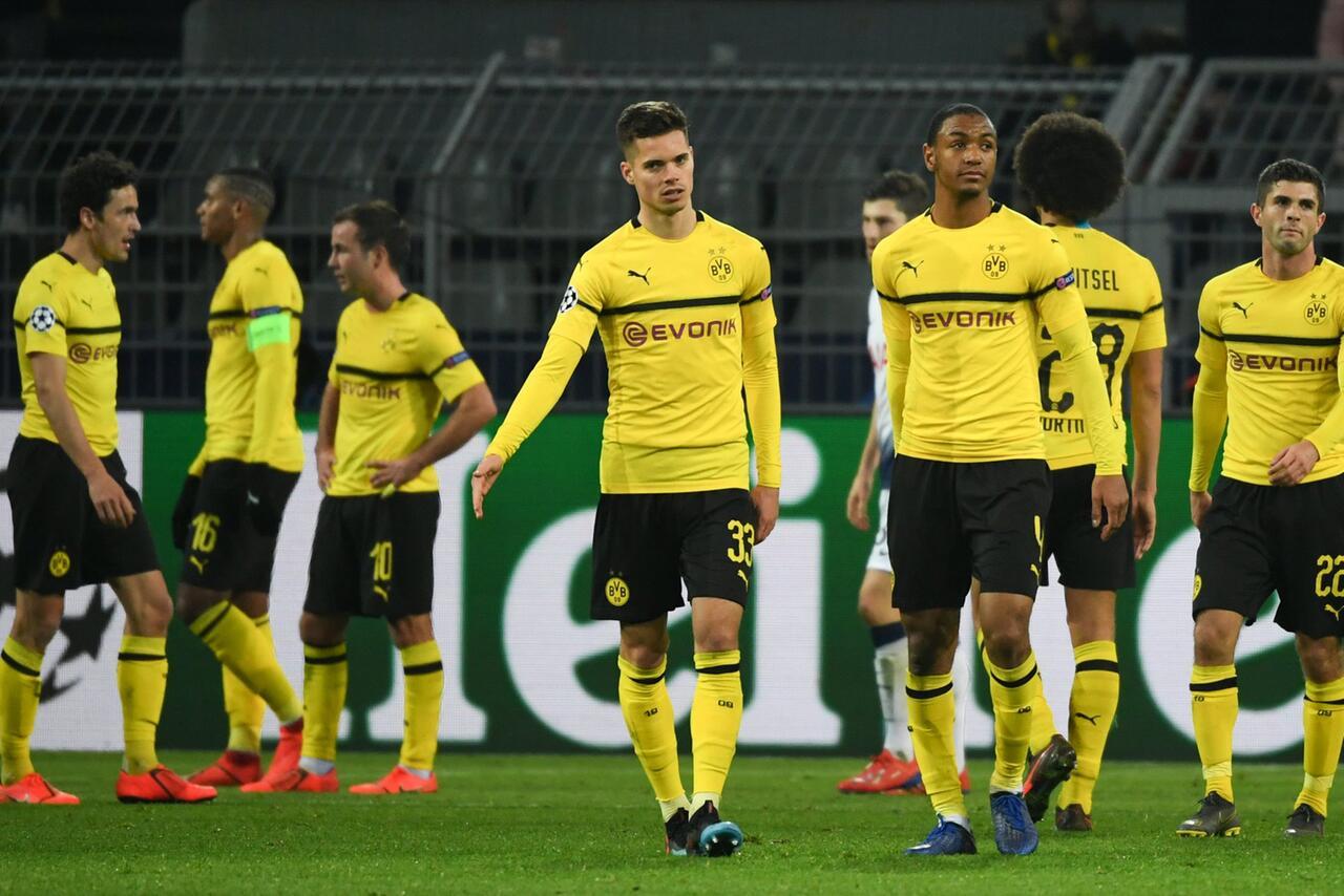 Bild zu Borussia Dortmund - Tottenham Hotspur