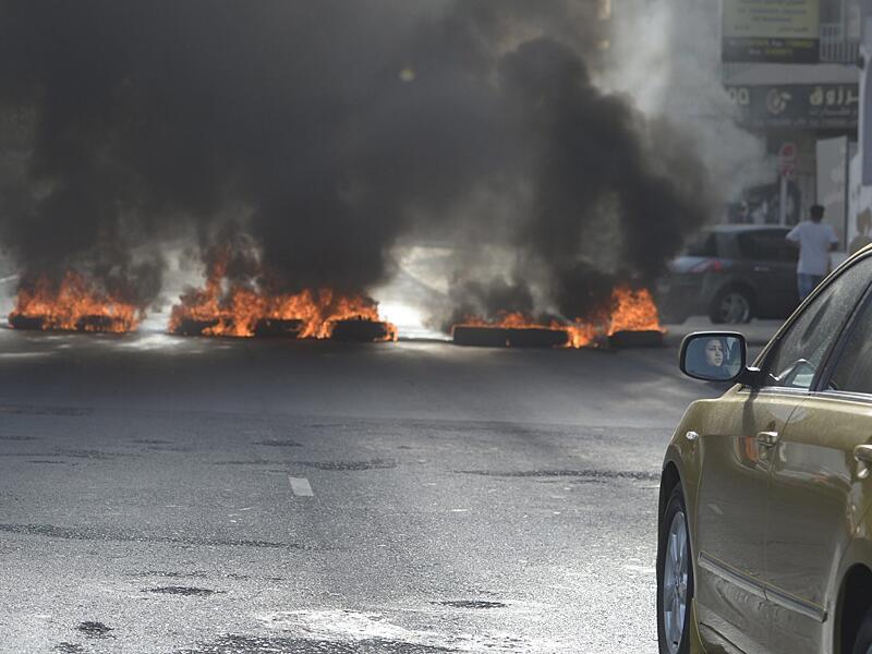 Bild zu Proteste in Bahrain