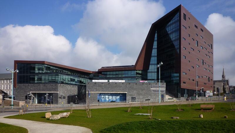 Bild zu The Roland Levinsky Building, England