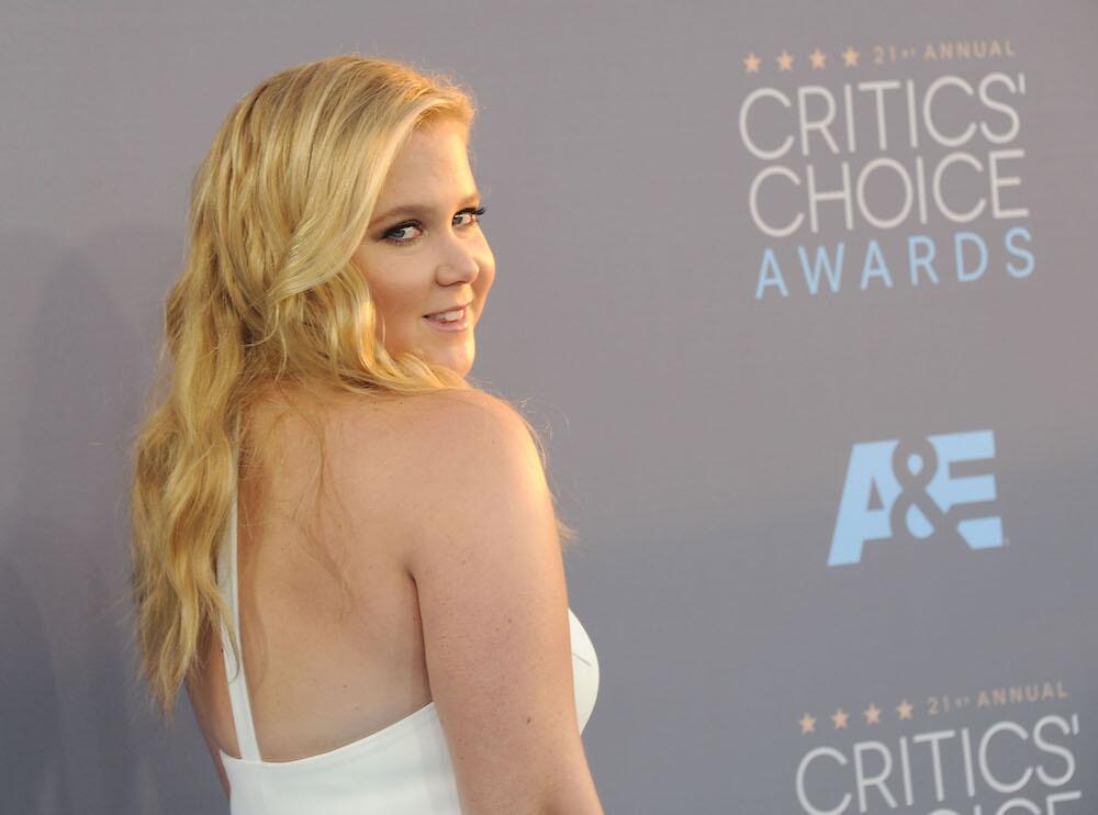 Bild zu Amy Schumer bei den Critics' Choice Awards in Los Angeles