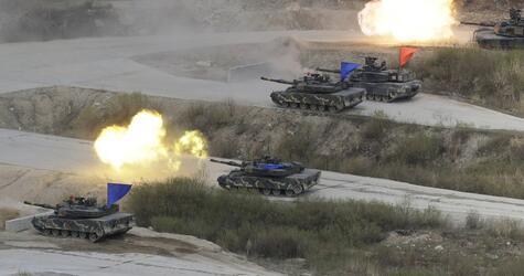 USA und Südkorea halten an Manöver fest