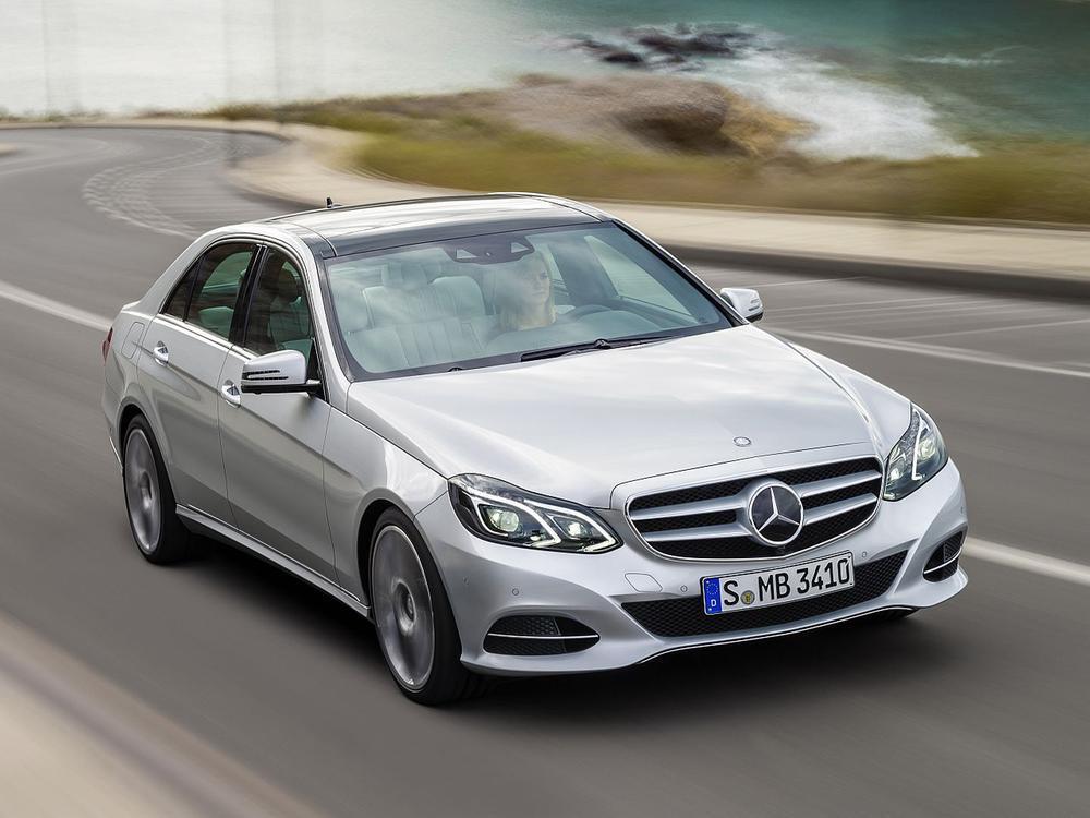 Bild zu Platz 13: Mercedes-Benz E-Klasse