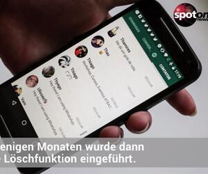 Neu WhatsApp-Funktion