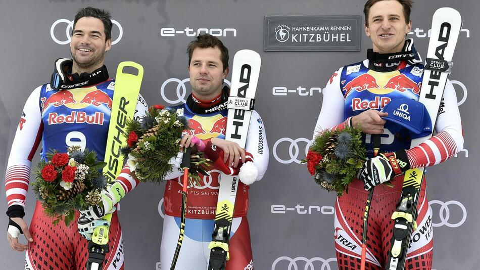 Ski alpin: Weltcup in Kitzbühel