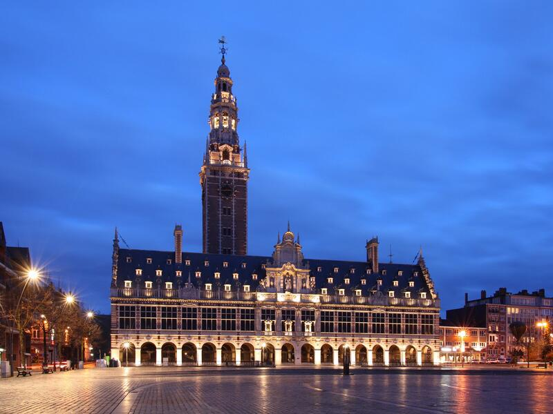 Bild zu Universiteitsbibliotheek KU Leuven, Belgien