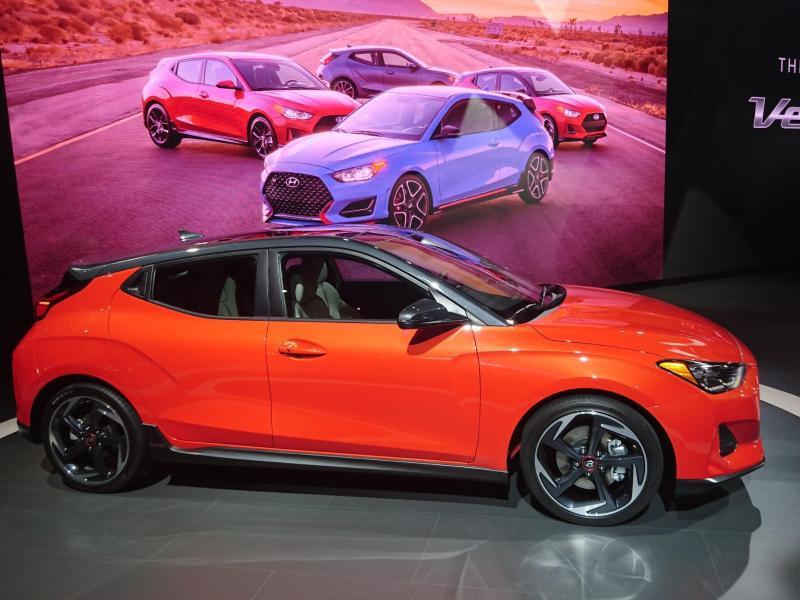 Bild zu Veloster von Hyundai
