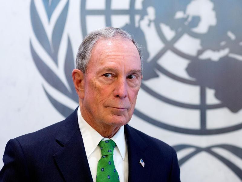 Bild zu Michael Bloomberg